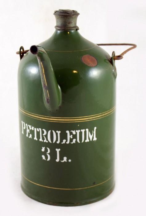 Petroleumkan 3 liter e. dgn 7