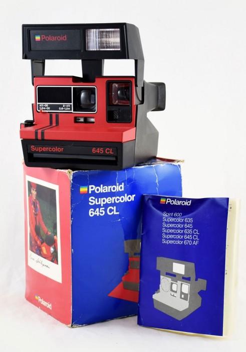 Polaroid Supercolor 654 CL c. e 6