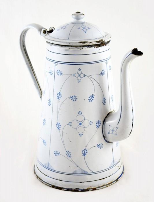 Koffiepot Saksisch e. w 2
