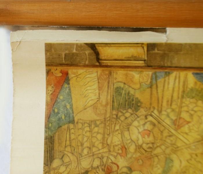 Schoolplaat Willem van Oranje nr. 4