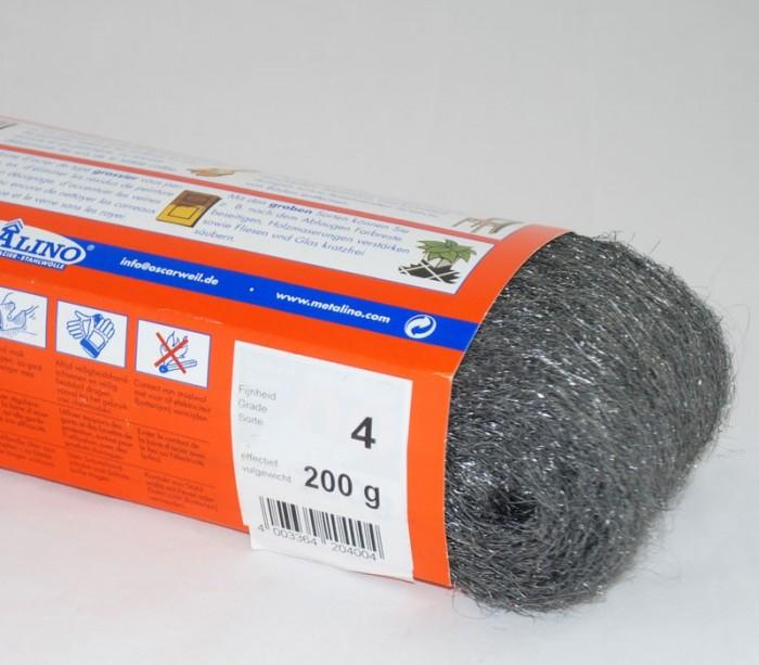 Metalino staalwol 4 200 gram