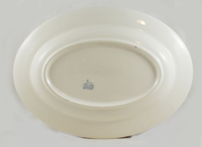 Serving dish ag. bw 11