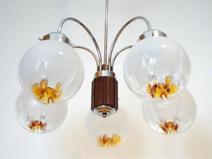 Mazzegga Murano chandelier  v. k 2