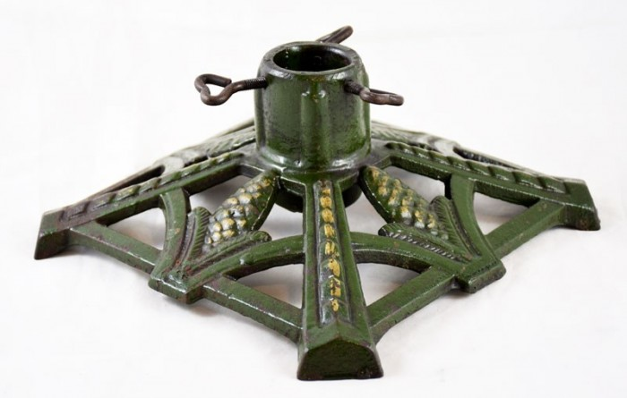 Small Christmas tree stand k d 5 - Smeerling Antiques