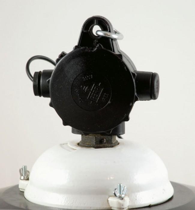 Bakeliet lamp Fera v. d 2