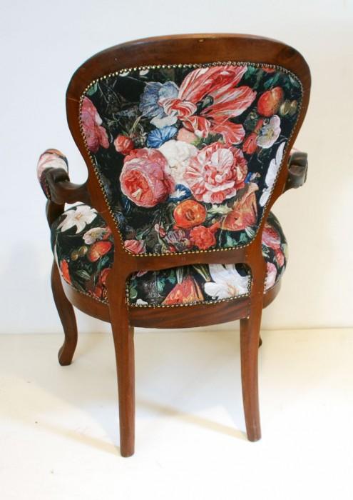 Dames fauteuil