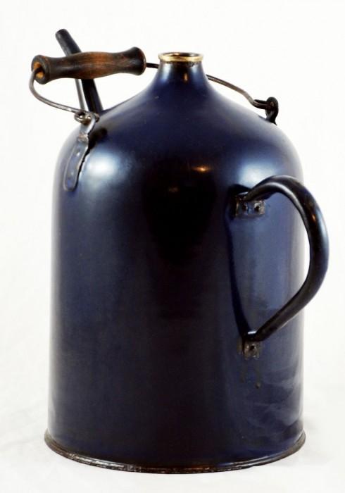 Petroleumkan 5 liter e. bl 18