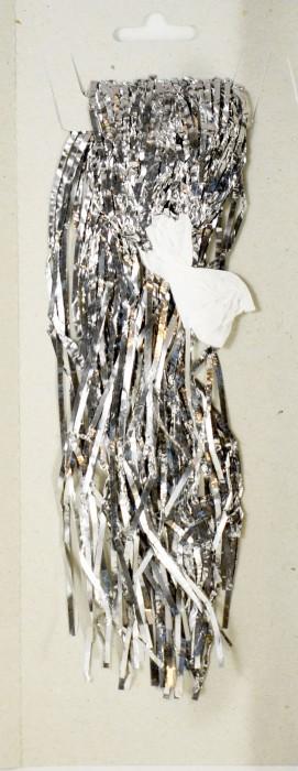 Stanniol lametta zilver k.s 16