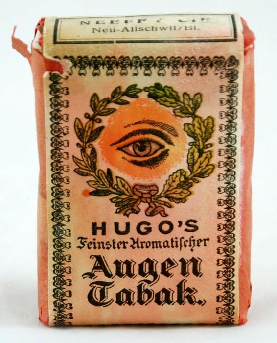 Hugo's Augen Tabak c. rw 1