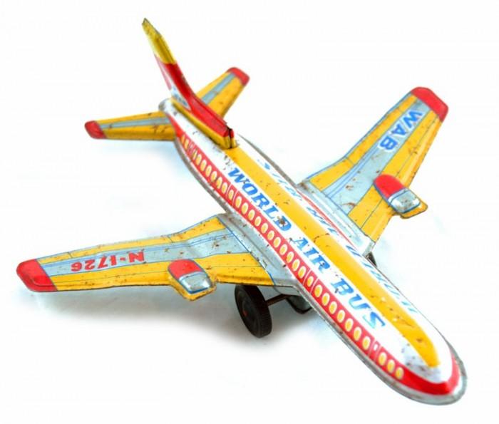 Vliegtuig WAB s. b 9