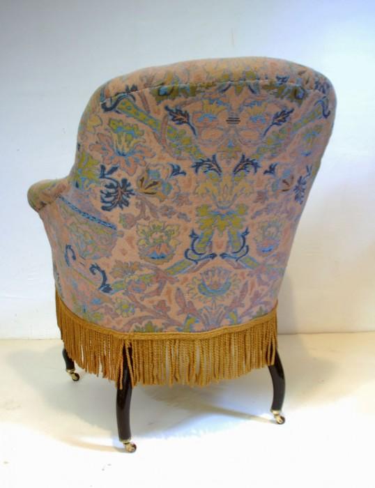 Biedermeier fauteuil