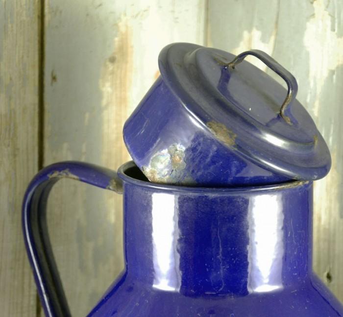 Melkbus kobaltblauw e. bl 8