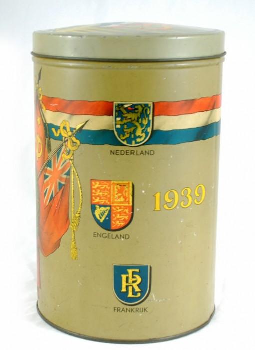 Bevrijdingsblik 1939-1945 c. b 9