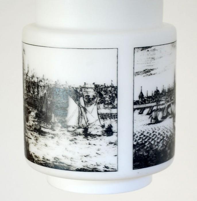 Retro lamp v. d 11
