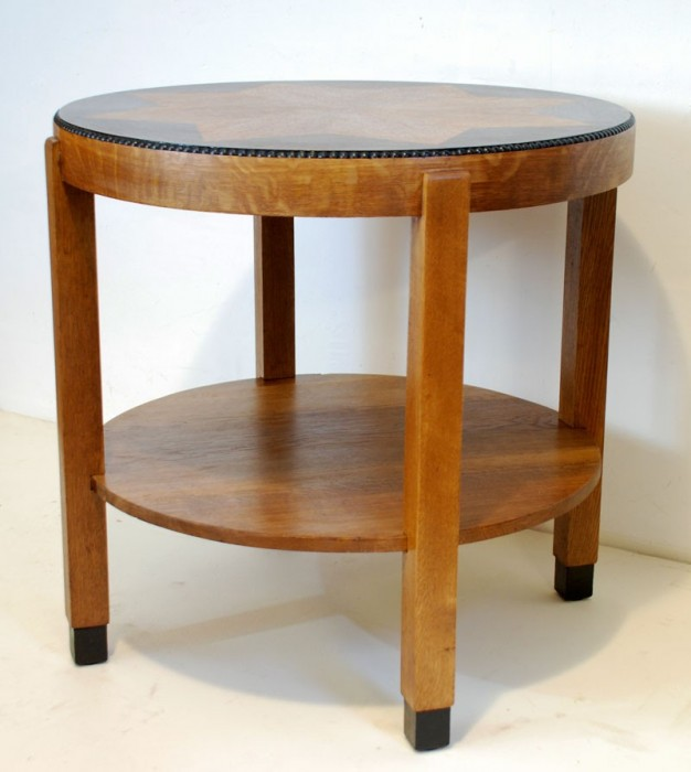 Tafel art deco