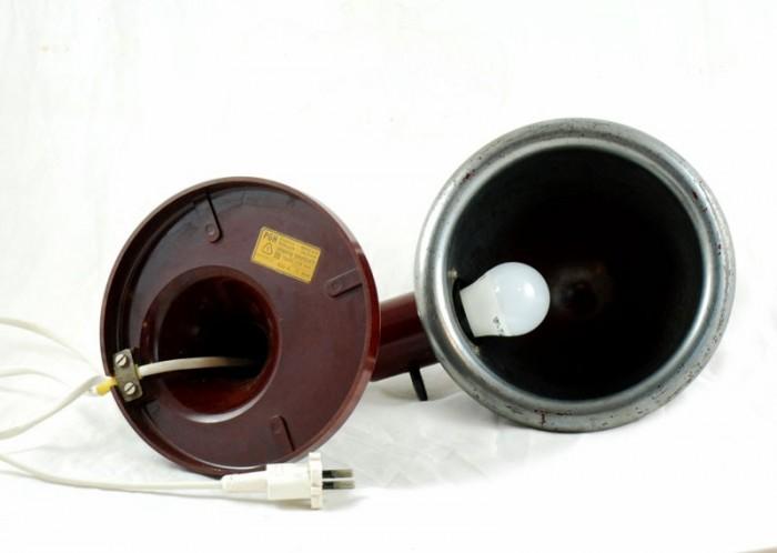 Bureaulamp  bakeliet v. sl 8