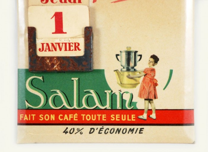 Salam koffie reclame plaatje c. r 1