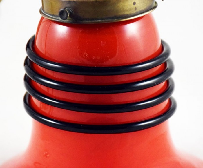 Wandlampje rood v. sl 18