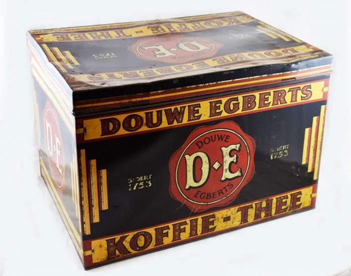 DE Koffie thee winkelblik c. b 3