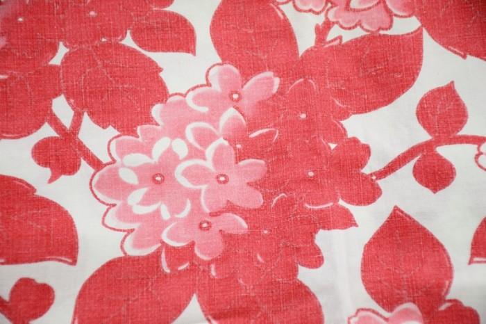 Sloop rode bloemen t. b 8