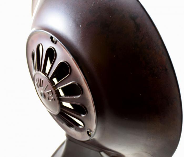 Bakeliet Philips luidspreker c. m 3