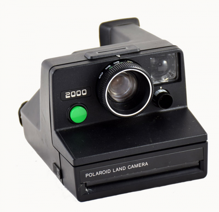 Polaroid 2000 land camera c. e 3