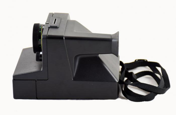 Polaroid 2000 land camera c. e 3