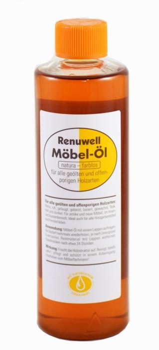 Renuwell oil