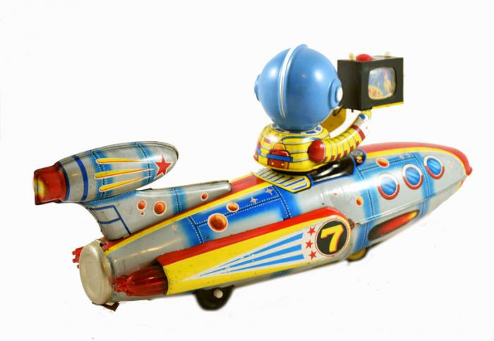 Rocketship Universe Teliviboat s. b 13