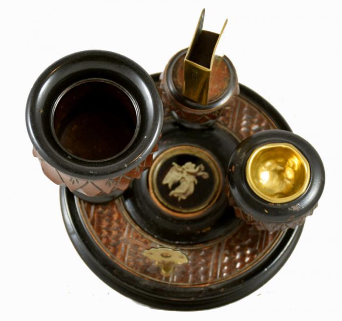 Ster tabak Niemeijer rookset c. r 16