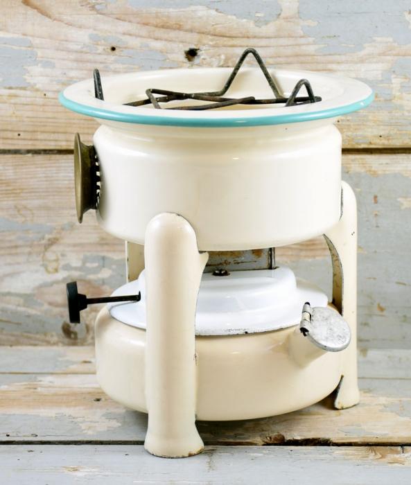 Single wick burner stove e. c 3