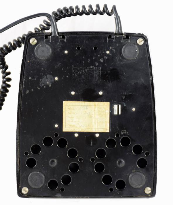 Bakeliet PTT Ericsson telefoon e. c 1