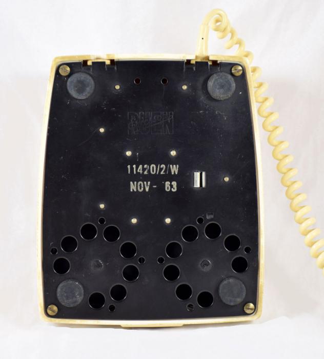 Vintage bakeliet telefoon PTT Ericsson c. e 4