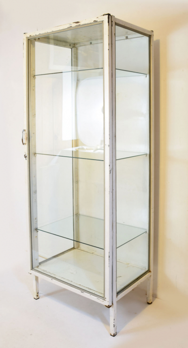 Laboratorium vitrinekast
