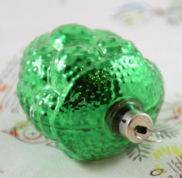 Groene vrucht k. vp 9