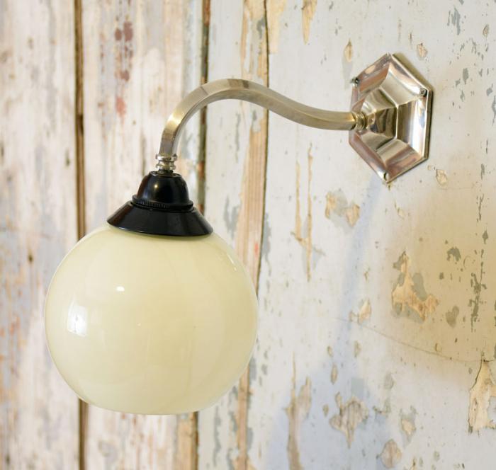 Art deco wandlamp v. sl 6