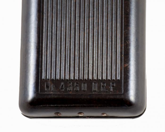 Bakeliet Zeiler zaklamp c. d 16