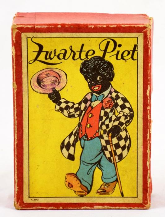 Zwarte Piet kaartspel