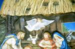Kerststal k. d 1