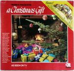 A christmas gift pop up lp