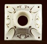 Plafondarmatuur aardewerk b. e 5