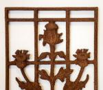 Cast iron panel  t.g 5