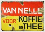 Van Nelle voor Koffie en Thee c. r 16