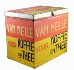 Van Nelle Koffie en Thee winkelblik