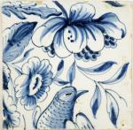 Dutch wall tile nr. 10